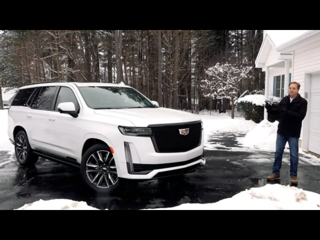 2021 Cadillac Escalade Super Cruise   The Hands-Free Experience You Need