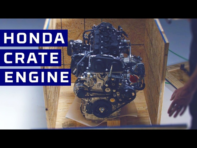 First Look: Honda Performance Development K20C1 Crate Engine | MotorTrend