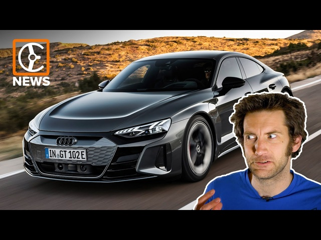 Audi E-Tron GT REVEALED, NEW BMW M5 CS Super Saloon And More | Carfection News