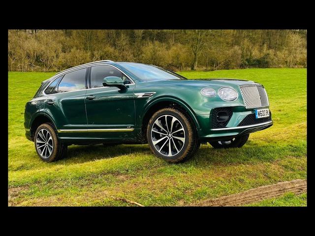 2021 Bentley Bentayga V8 review. Could this posh SUV make agood farmer's car?