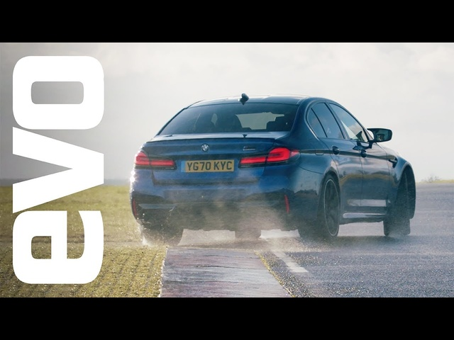 How to drive a <em>BMW</em> M5 Competition on track part 3: Bedford Autodrome
