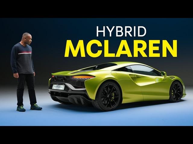 NEW McLaren Artura: A205mph PLUG-IN Hybrid Supercar | 4K