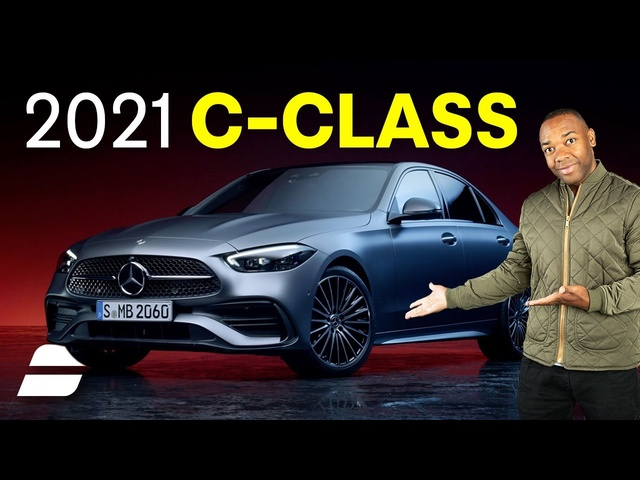 2021 Mercedes C-Class FIRST LOOK: ABaby S-Class?!