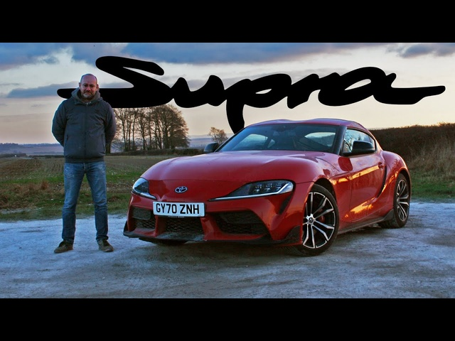 Toyota GR Supra 2.0 2021 review | Are four cylinders enough? | Autocar