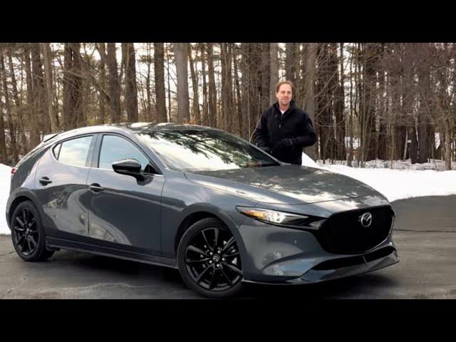 2021 <em>Mazda</em> <em>MAZDA</em>3 Turbo | Some Bite to Match the Bark