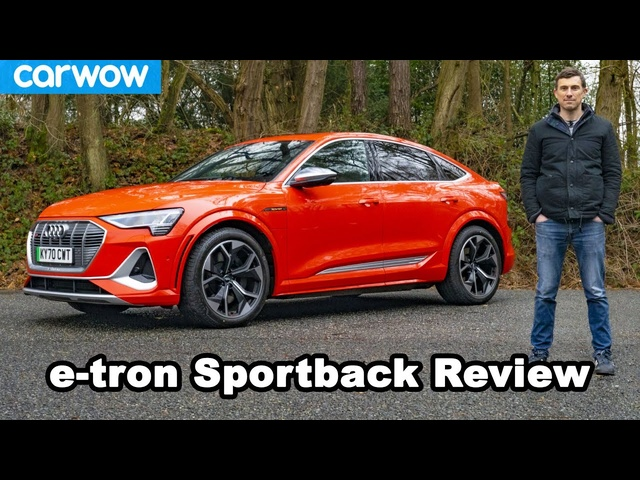 Audi e-tron S Sportback: Quicker and better than aModel X?
