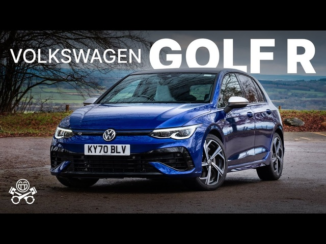 2021 VW Golf R review | Is the new MK8 the best one yet?