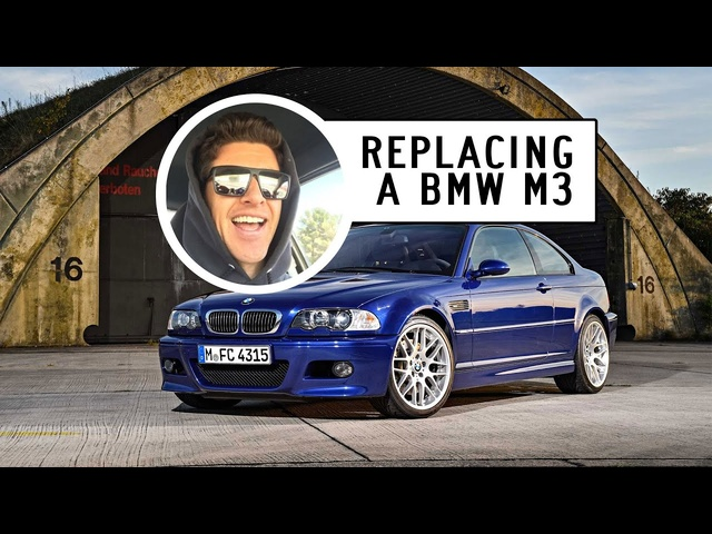 Replacing aBMW M3 for $20,000: Window Shop with Car and Driver