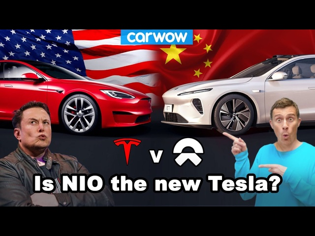 Is NIO the new Tesla?