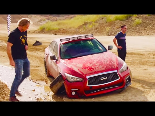Save Rally Racing?—Behind the Scenes | Top Gear America | Valvoline