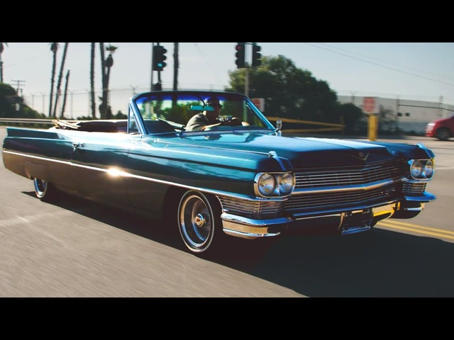'64 Cadillac DeVille by Beto Mendoza | LOWRIDER Roll Models Season 5 Episode 10 | MotorTrend