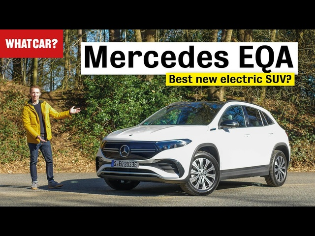 Mercedes EQA electric SUV review 2021 – should the Tesla Model Y be worried? | What Car?