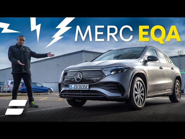 NEW Mercedes EQA Review: Merc's Tesla Model Y Tested | 4K