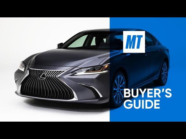 REVIEW: 2021 Lexus ES250 | MotorTrend Buyer's Guide