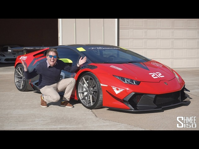 DDE Tire Slayer LIVES ON! 1,000hp Twin Turbo Lamborghini Huracan
