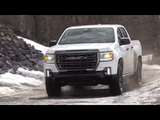 2021 GMC Canyon AT4 | Grand in Some Ways, Less So in Others