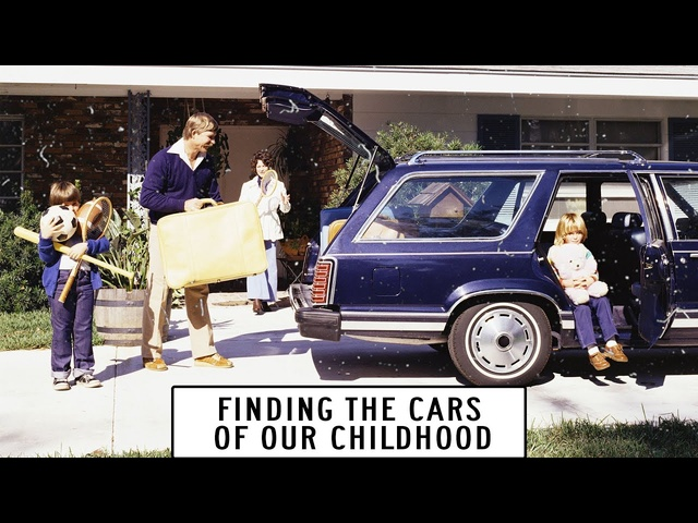 Finding the Cars of Our Childhood: Window Shop with Car and Driver