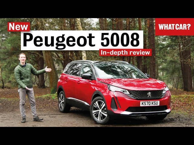 Peugeot 5008 in-depth review 2021 – the best large SUV? | What Car?