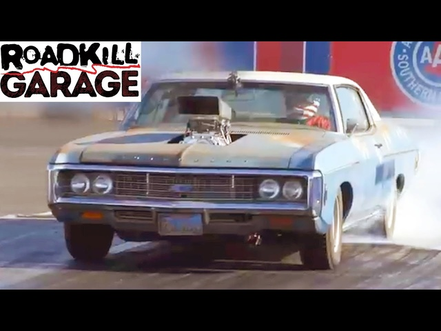 The Crusher Impala! New Engine and Burnouts | Roadkill Garage | MotorTrend