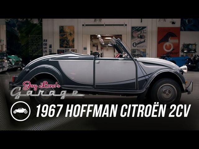1967 Hoffman Citroën 2CV -Jay Leno's Garage