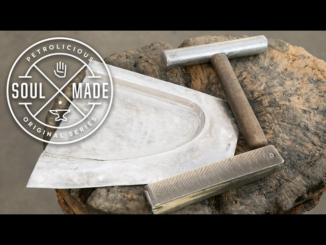 Soul Made: Bending Metal At Laboratorio Lopane