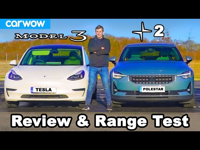 I drove these electric cars until they DIED! Tesla vs Polestar