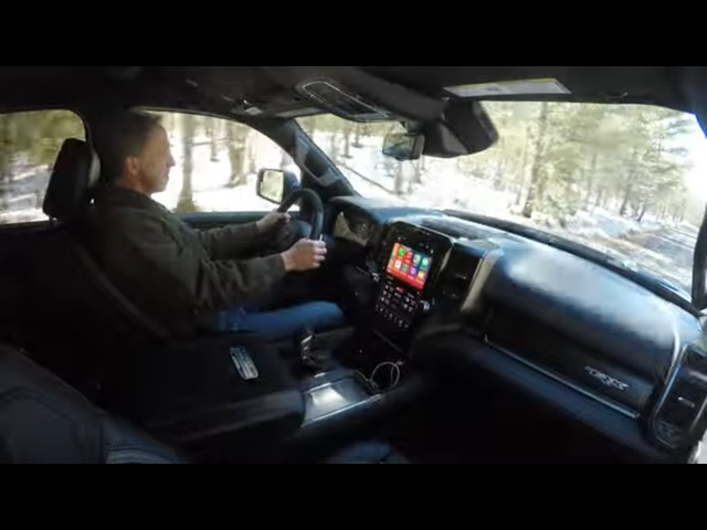 2021 Ram 1500 TRX | GoPro Fun Before the Review