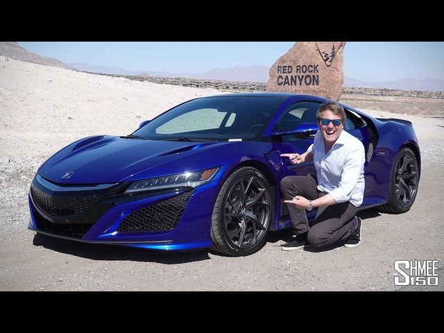 The Acura NSX is the UNDER APPRECIATED Daily Supercar! Will it be Forgotten?