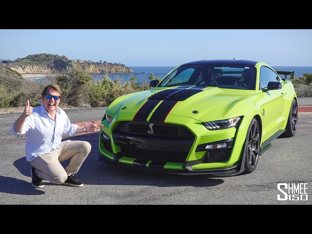 COAST TO COAST! I Bought My Shelby GT500 for THIS Adventure Across the US