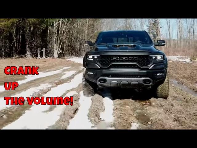 2021 Ram 1500 TRX | Automotive Absurdity