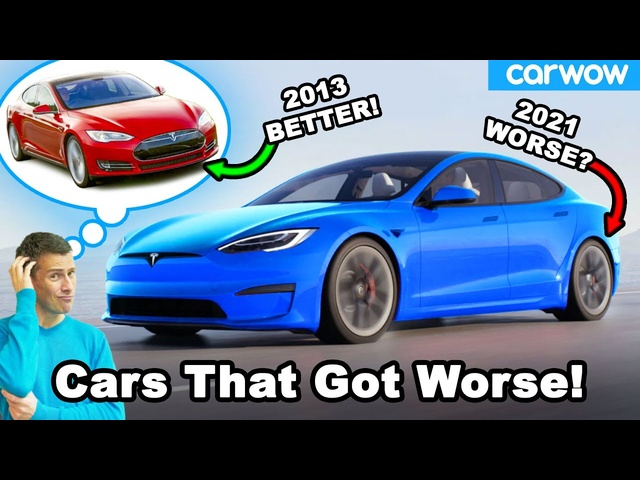 These 10 NEW cars were WORSE than their predecessors!