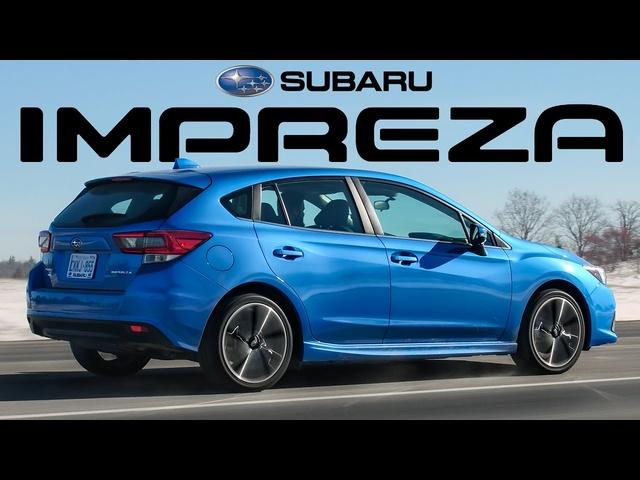 GAME CHANGER! 2021 Subaru Impreza Review
