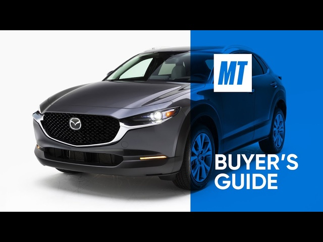 REVIEW: 2021 Mazda CX-30 | MotorTrend Buyer's Guide