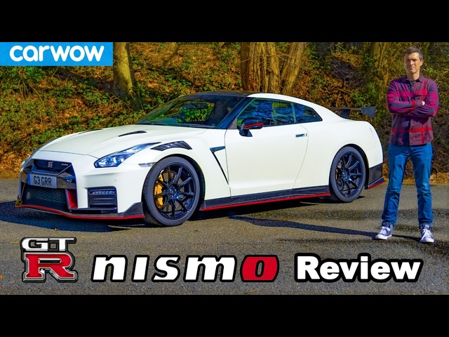 Nissan GT-R NISMO 2021 review - see how quick it is to 60mph & 1/4-mile!
