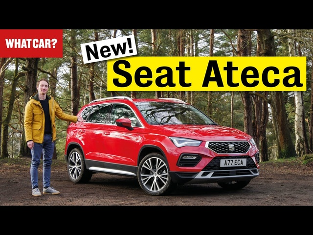 2021 Seat Ateca review – is this updated family SUV now the BEST around?   What Car?