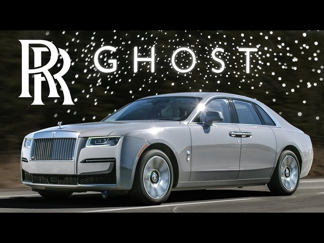 $450,000! 2021 Rolls-Royce Ghost Review