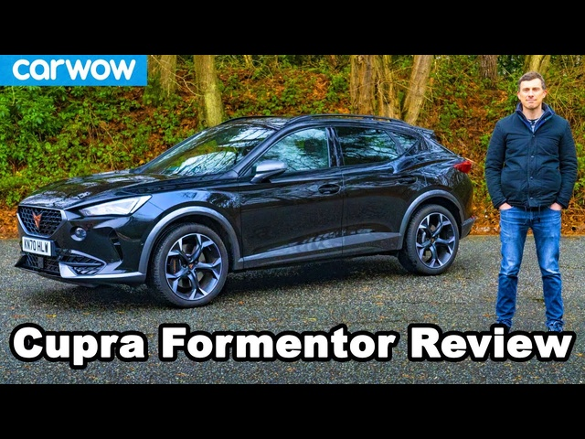 Cupra Formentor 2021 review -a Golf R in disguise?