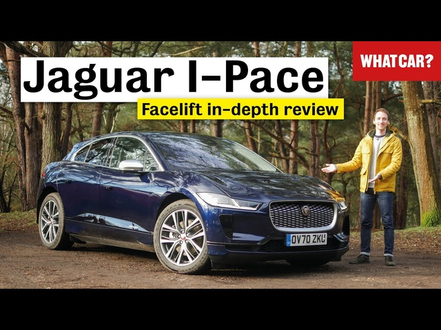 NEW Jaguar I-Pace 2021 in-depth EV review – do these updates make it better than ever? | What Car?