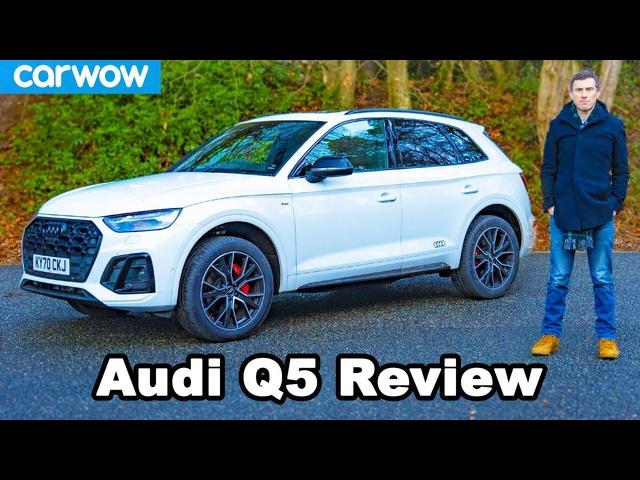 Audi Q5 2021 review -better than aBMW X3 & <em>Mercedes</em> GLC?