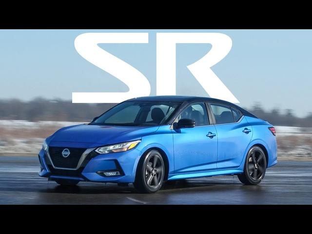 REAL-FUN! 2021 Nissan Sentra SR Manual Review