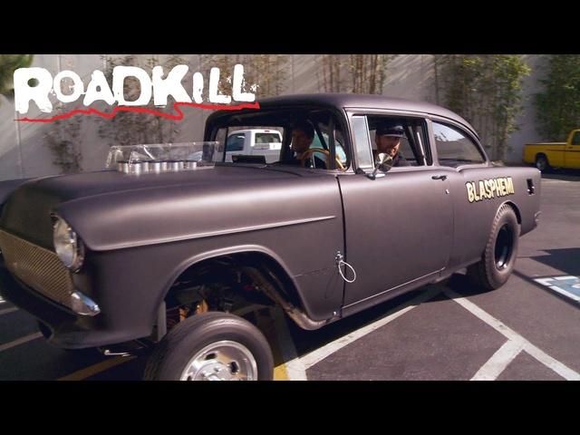 Hemi in a'55 Bel Air! The BlaspHEMI Unveiled | Roadkill | MotorTrend