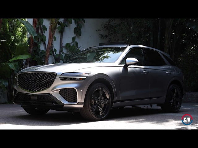 2022 Genesis GV70 Revealed, and It's aBig Deal