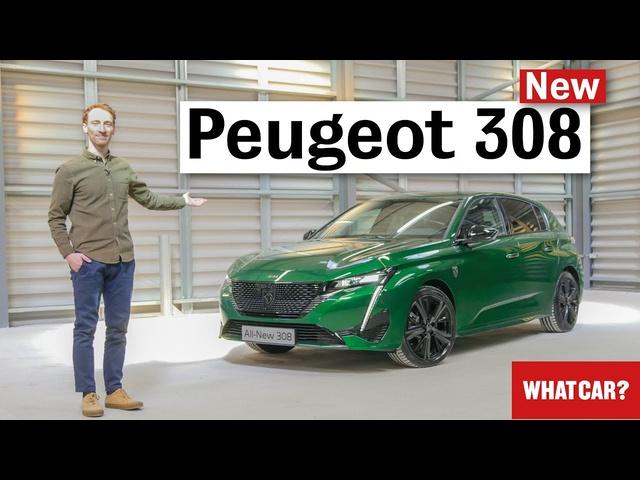 NEW 2021 Peugeot 308 walkaround – better than aVW Golf? | What Car?