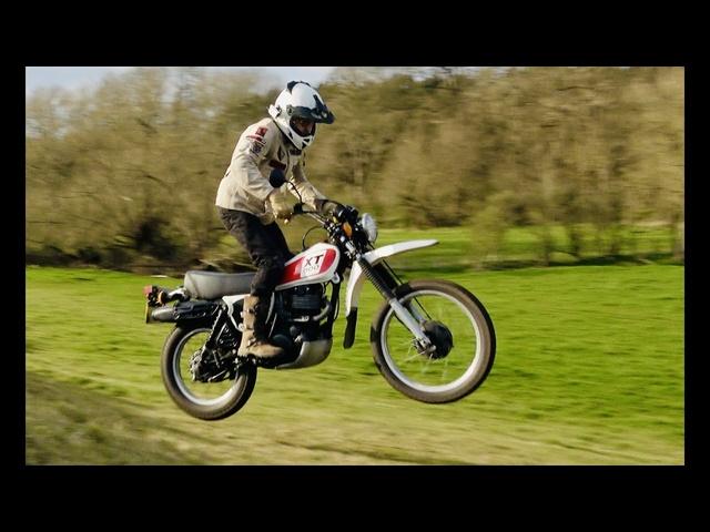 Yamaha XT500 review, the bike that won the first Paris-Dakar in 1979