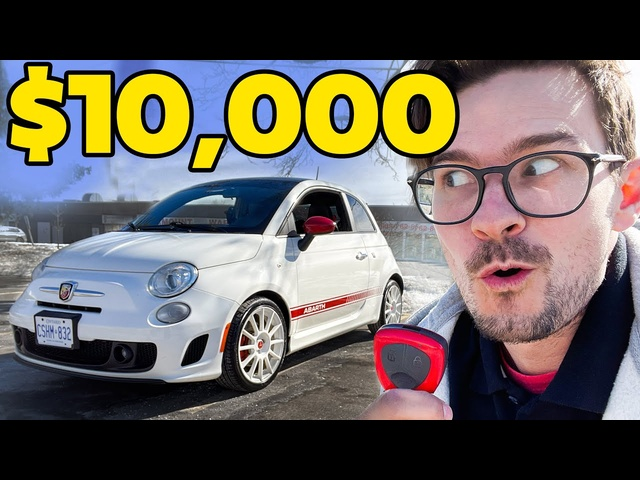 Buying The BEST SOUNDING $10k SPORTS CAR Online (sight unseen)