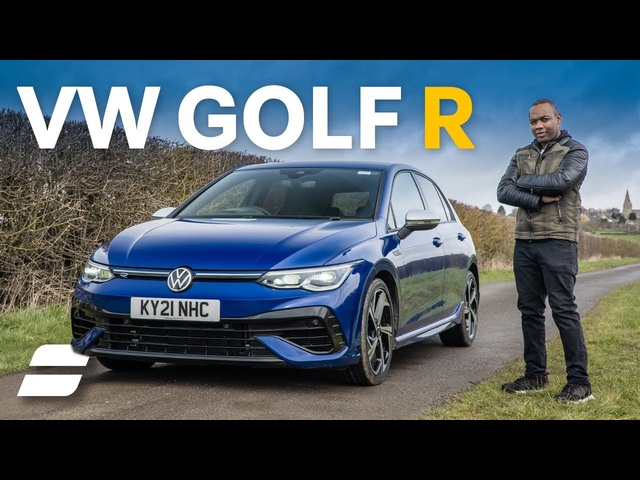NEW VW Golf R Review: Has The Golf Reached Its Peak? | 4K