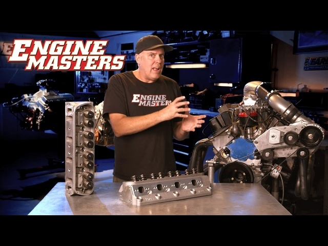 Do Cylinder Heads Matter Under Boost? Engine Masters Season 6 Premiere | MotorTrend