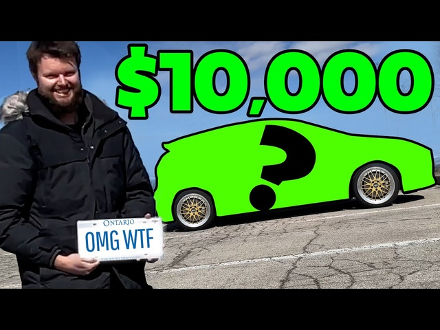 $10,000 Used Car DEAL of the CENTURY!