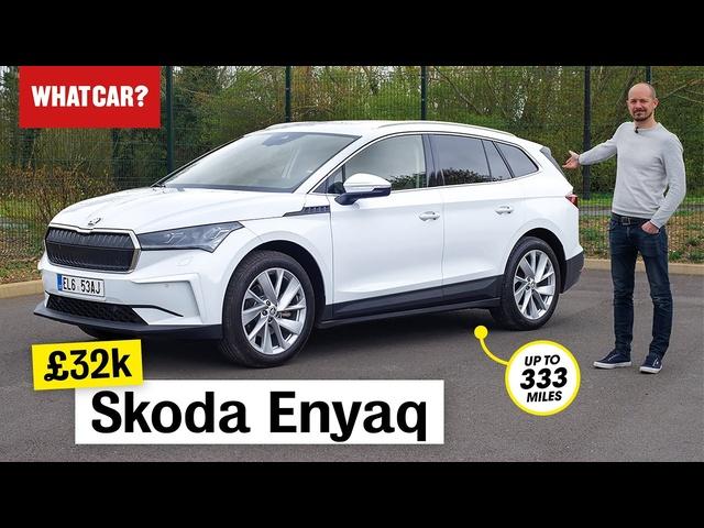 NEW Skoda Enyaq 2021 review – ahalf price Tesla Model Y? | What Car?