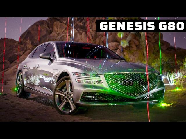 Genesis G80 With Filmmaker, Artist & Photographer Jason Goldwatch | Shutter Speed 2.0 Ep 2